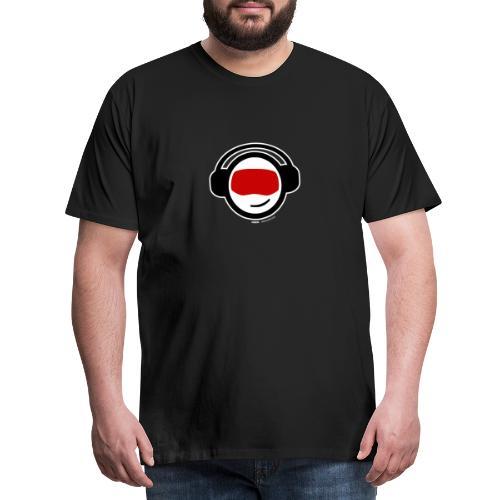 Hiber Head - White Label - Men's Premium T-Shirt