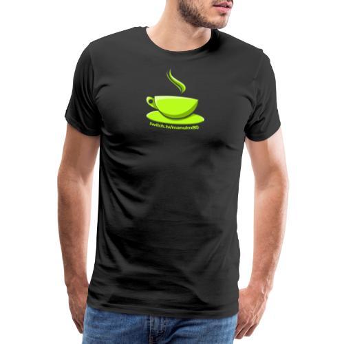 Manuccino - Männer Premium T-Shirt