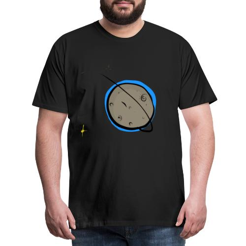 #Moon - T-shirt Premium Homme
