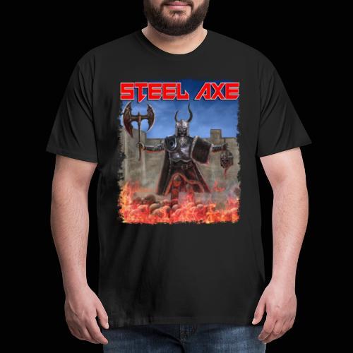 Steel Ax T-shirt - Men's Premium T-Shirt
