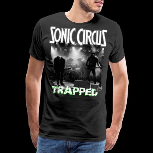 Trapped front - Männer Premium T-Shirt
