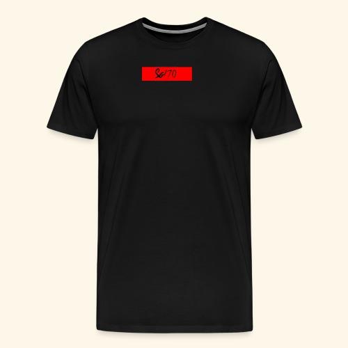Red Sg170 - Men's Premium T-Shirt