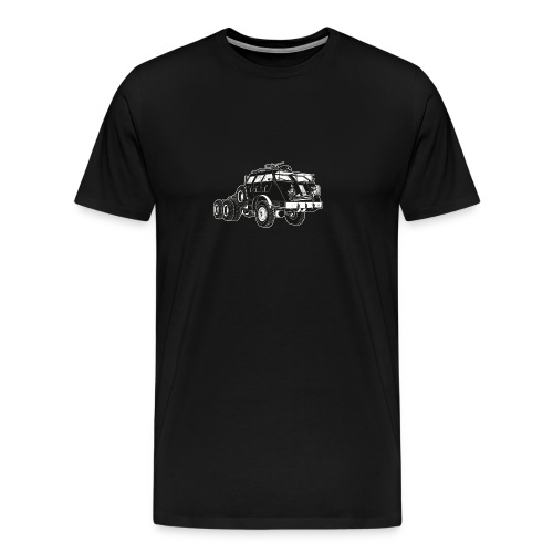 U.S. M26 Pacific Truck - Men's Premium T-Shirt