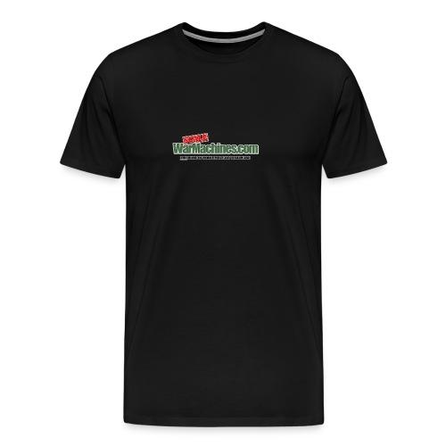 Scale War Machines - Men's Premium T-Shirt