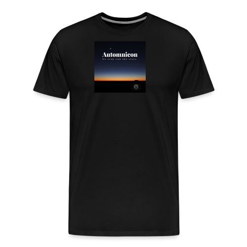 Automnicon. We even own the stars. - Men's Premium T-Shirt