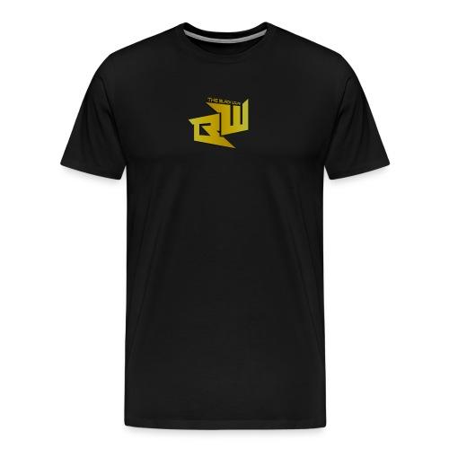 Logo Transparent002 - Männer Premium T-Shirt