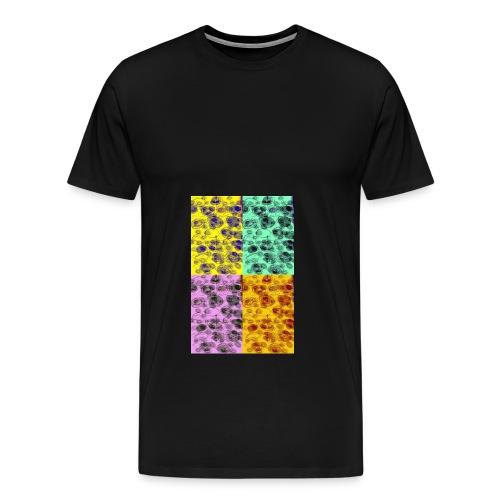 Kreise - Männer Premium T-Shirt