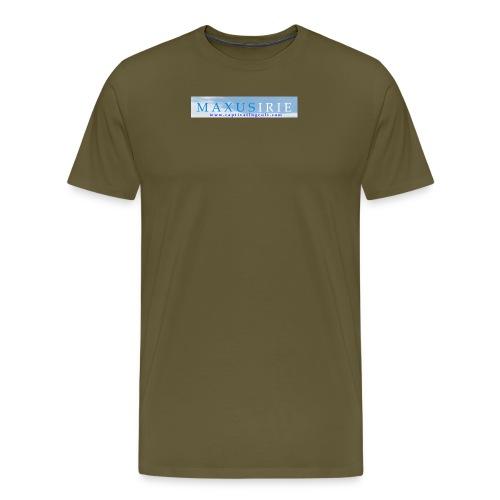 Maxus Irie logo - Men's Premium T-Shirt