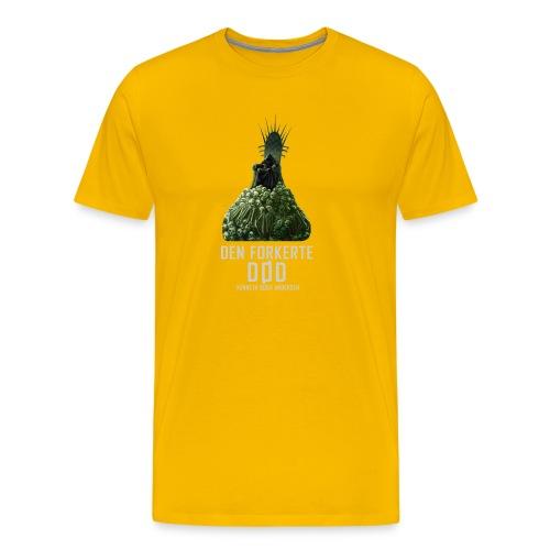 Den forkerte død - Herre premium T-shirt
