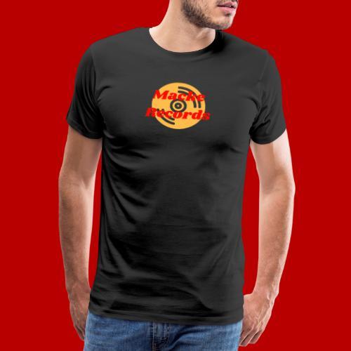 mackerecords merch - Premium-T-shirt herr