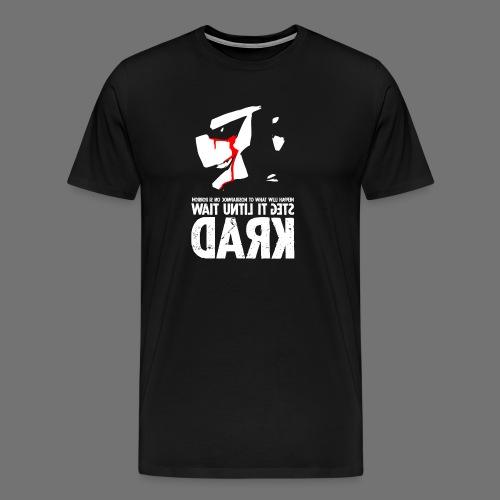 horrorcontest sixnineline - Miesten premium t-paita