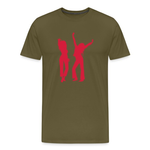 hagirlsredv - Men's Premium T-Shirt
