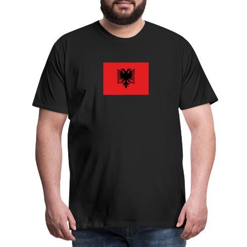 Shqipria - Männer Premium T-Shirt
