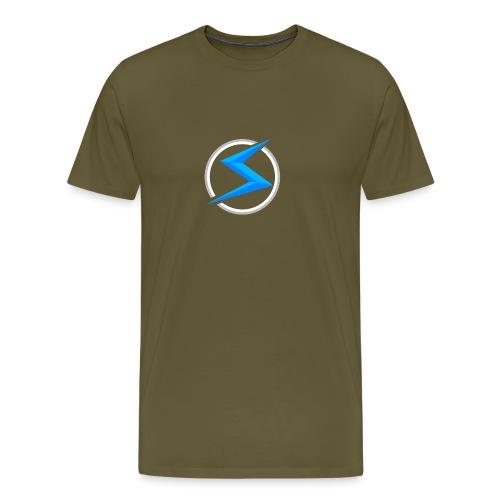 #1 model - Mannen Premium T-shirt