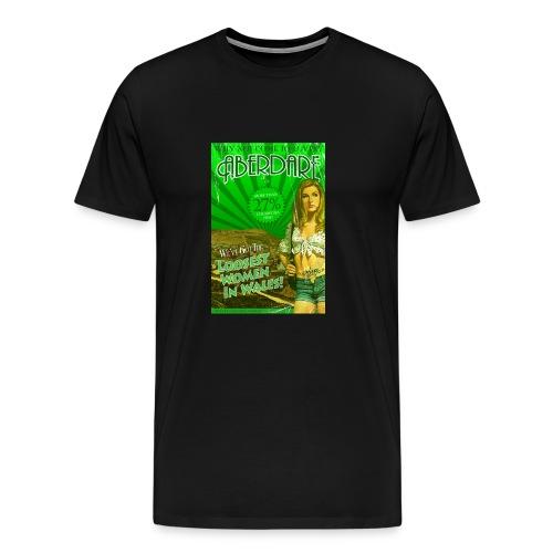 Aberdare - Men's Premium T-Shirt