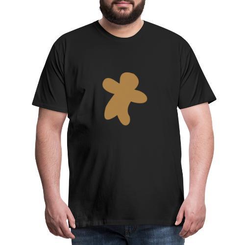 Lebkuchenmann - Männer Premium T-Shirt