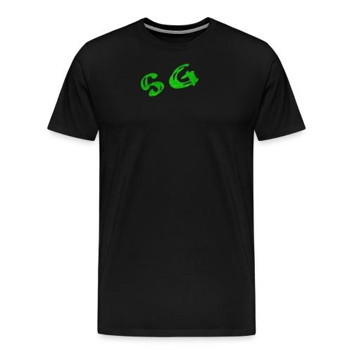 StreamGangster - Mannen Premium T-shirt