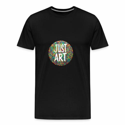 Kunst Edih Lassiat - Männer Premium T-Shirt