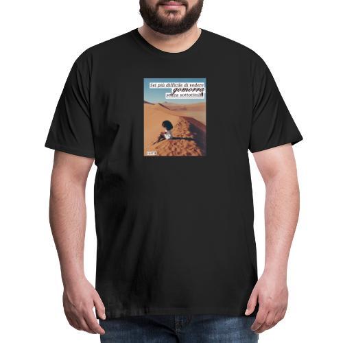 Gomorra Donna Uomo - Maglietta Premium da uomo