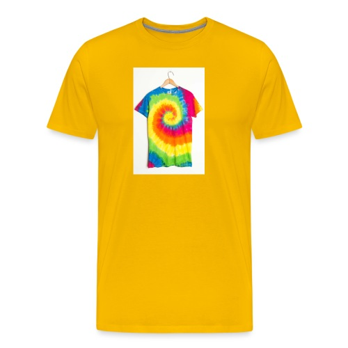 tie die small merch - Men's Premium T-Shirt