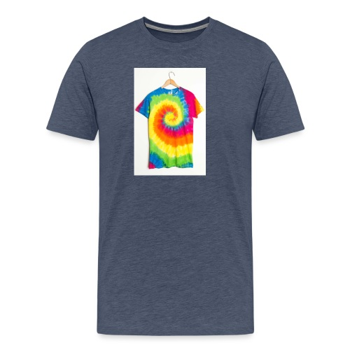 tie die small merch - Men's Premium T-Shirt