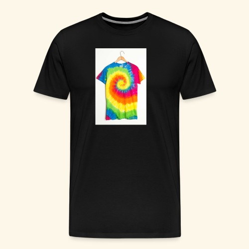 tie die - Men's Premium T-Shirt