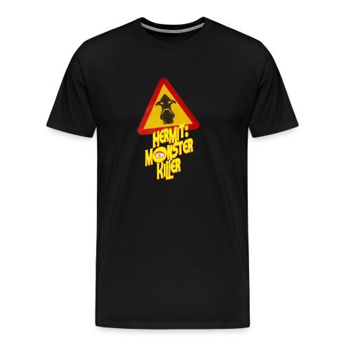 2 png - Premium-T-shirt herr
