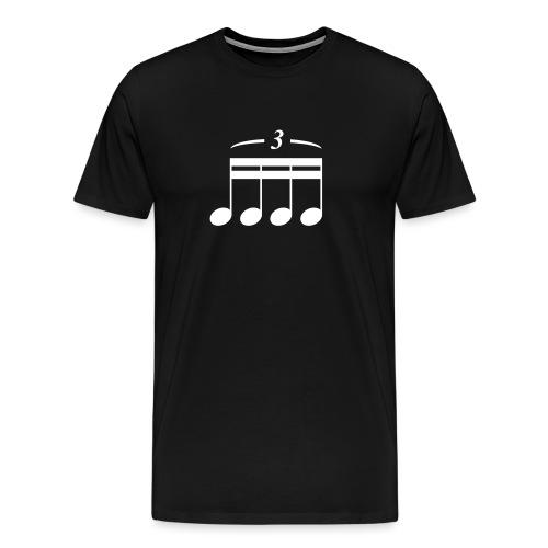 Triole? Triplet? - Männer Premium T-Shirt