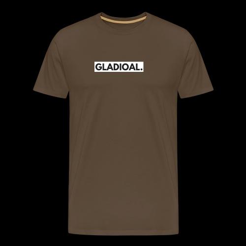 GLADIOAL - Mannen Premium T-shirt