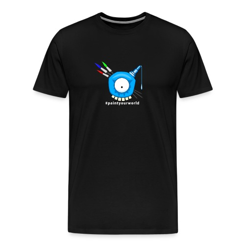 paintyourworld - Männer Premium T-Shirt