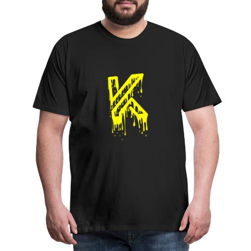 Dripping - T-shirt Premium Homme