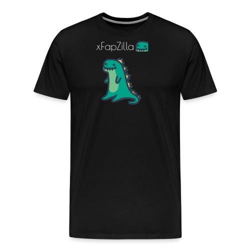 xFapZilla Logo - Men's Premium T-Shirt