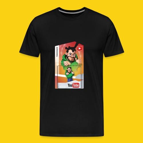 Sorrell Infinity Packaging png - Men's Premium T-Shirt