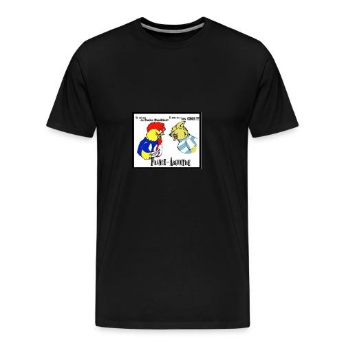 france argentine - T-shirt Premium Homme