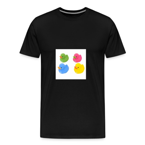 badankor - Premium-T-shirt herr
