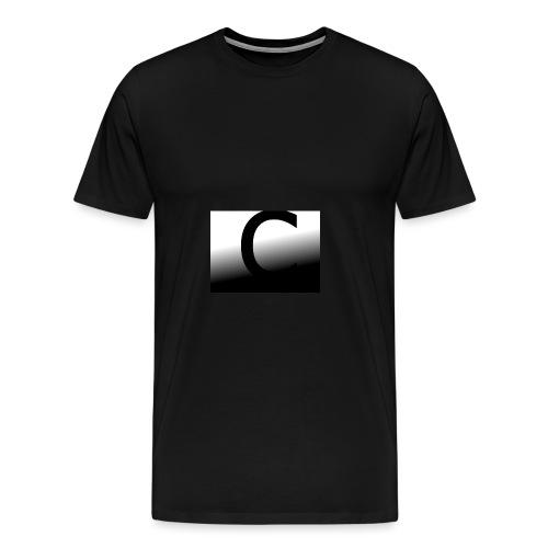 c - Mannen Premium T-shirt