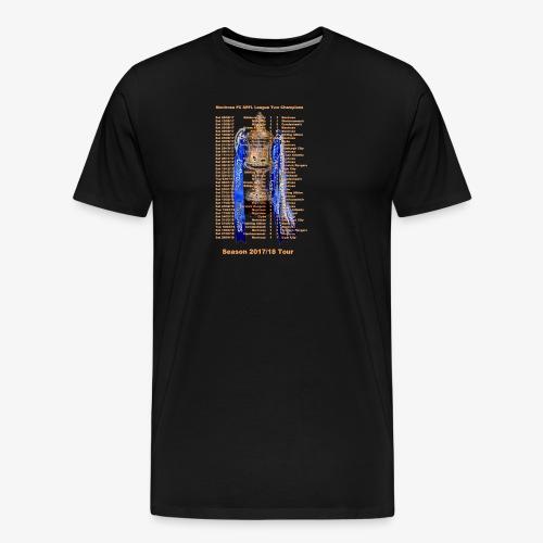 Montrose League Cup Tour - Men's Premium T-Shirt