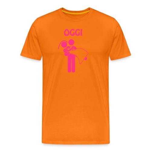 Oggi sposi - Maglietta Premium da uomo