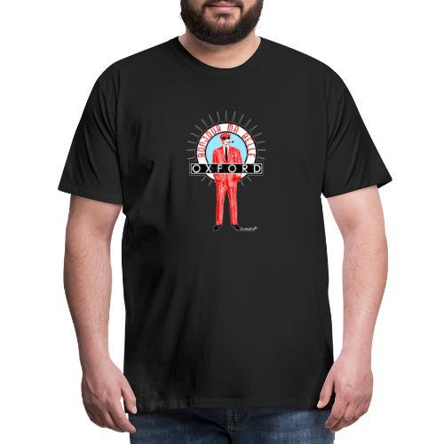 Bonjour ma belle Oxford Francisco Evans - Männer Premium T-Shirt