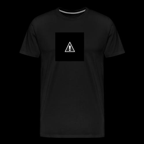 !warning! - Männer Premium T-Shirt