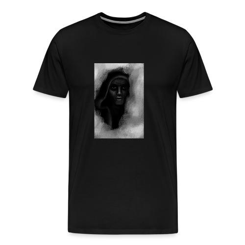 weird man - Miesten premium t-paita