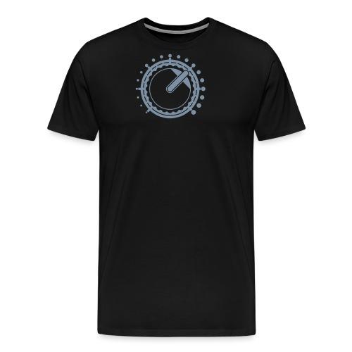 Knob White - Men's Premium T-Shirt