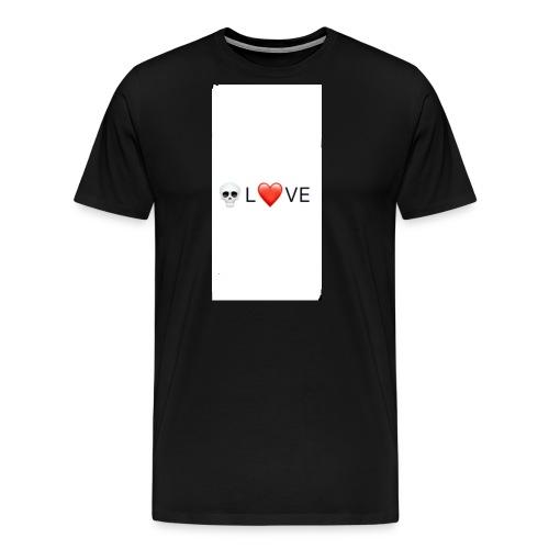 pngbilde 4 - Premium T-skjorte for menn