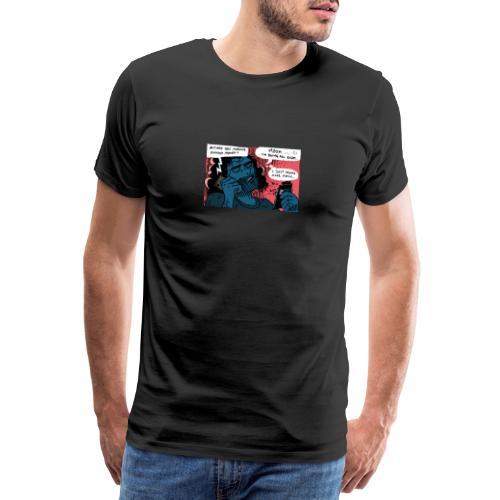 Mom and Money - Men's Premium T-Shirt