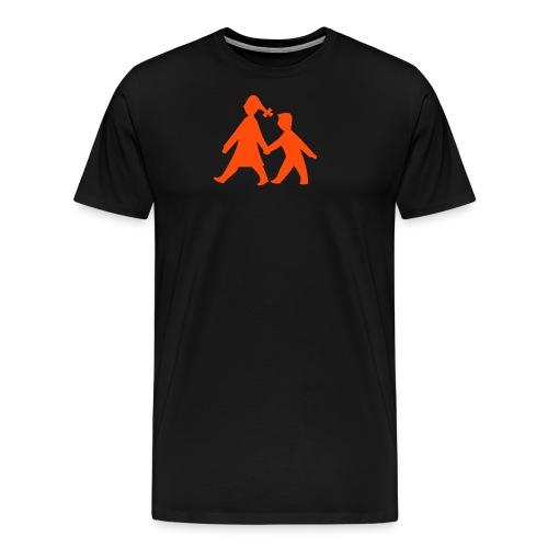 schul 3 - Männer Premium T-Shirt