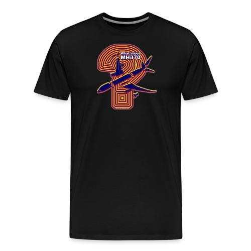 MH370 - Men's Premium T-Shirt