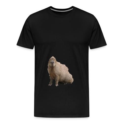Flodsvain png png - Premium T-skjorte for menn