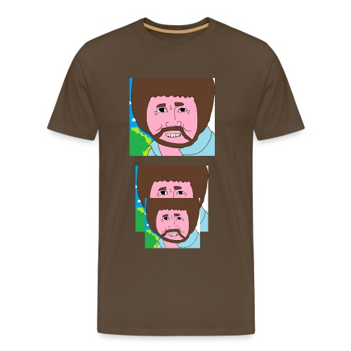 Bob Ross - Men's Premium T-Shirt
