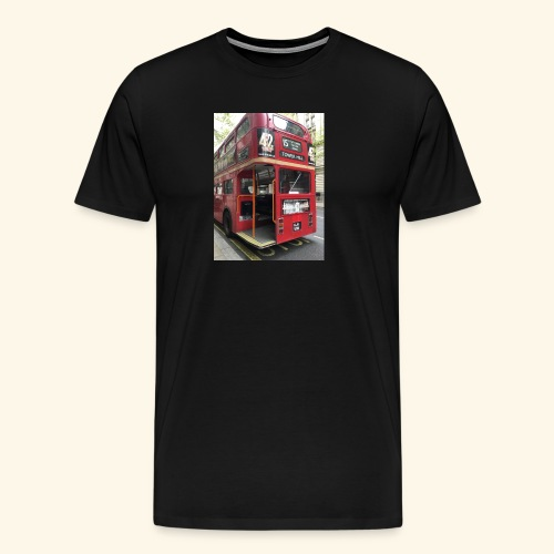 * LIMITED TIME * London Bus - Men's Premium T-Shirt