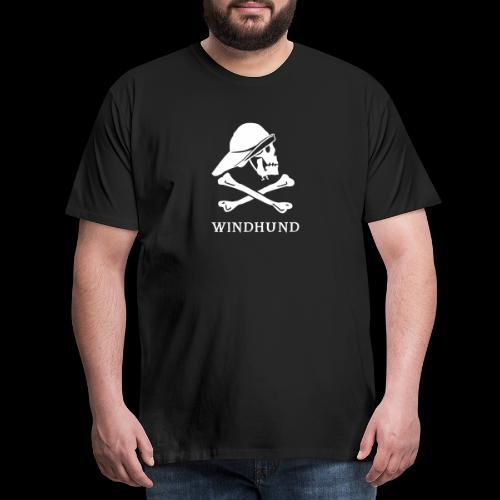 ~ Windhund ~ - Männer Premium T-Shirt